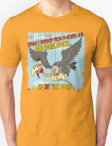 Things I Learned from B-Movies #8 T-Shirt