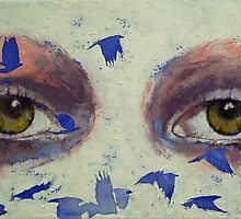 The Crow is My Only Friend by Michael Creese