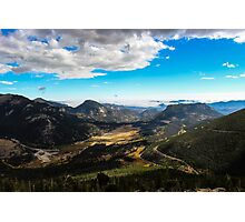 Grand View Photographic Print