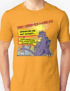 Things I Learned from B-Movies #10 T-Shirt
