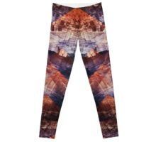 Surreal Desert Leggings