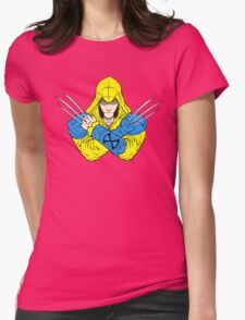 Weapon X's Creed Womens Fitted T-Shirt