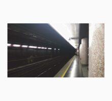 UBahn, Train Station One Piece - Long Sleeve