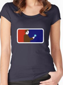 Major League Sonic (10th) Women's Fitted Scoop T-Shirt