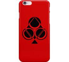 4=1 red iPhone Case/Skin