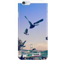 Frozen in Time - Istanbul, Turkey iPhone Case/Skin