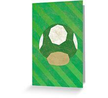 Minimalistic 1Up Greeting Card