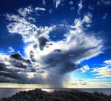 Cloud Explosion by Jill Fisher
