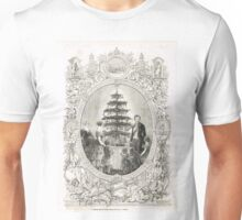 Victoria & Albert & Christmas Tree 1848 Unisex T-Shirt