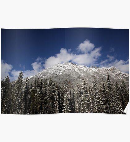 Rocky Mountains - Jasper - Canada Poster