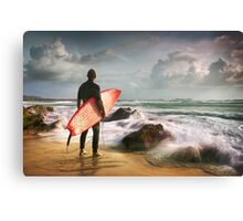 Broken Head Canvas Print