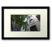 Hundertwasserhaus Vienna, Austria Framed Print