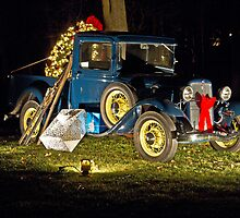 Christmas, 1934 Style by Tim Denny