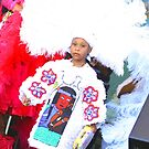 little mardi gras indian by Amanda Figueroa