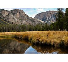 Tranquil Pond Photographic Print
