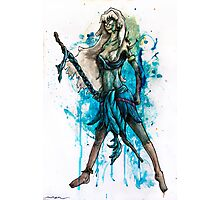 Zombie Princesses - Kida Photographic Print