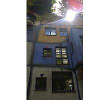 Hundertwasserhaus Vienna, Austria Photographic Print