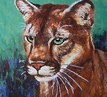 Feline Alert by Margaret Saheed