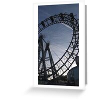 Vienna Riesenrad Greeting Card