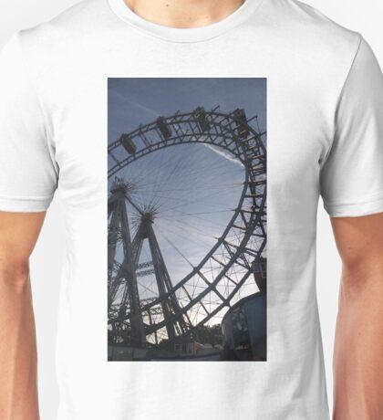 Vienna Riesenrad Unisex T-Shirt