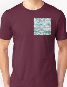 Aqua Marine Land Unisex T-Shirt
