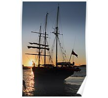 STS Leeuwin Poster