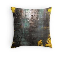 Pavement Smell After The Rain. Throw Pillow