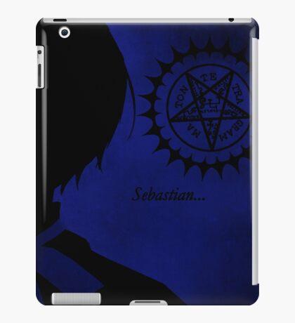Sebastian.. iPad Case/Skin
