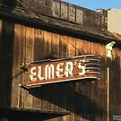""""""" Elmer's Old Time Saloon """"  The Real Deal by waddleudo"""