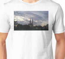 Votive Church, Vienna Unisex T-Shirt