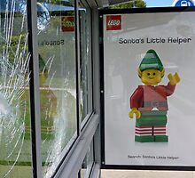 When the Good Go Bad -- Santa's Little Helper by Digby