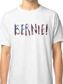 bernie sanders bokeh Classic T-Shirt