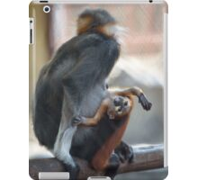 Playful baby II iPad Case/Skin