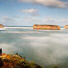 Bay of Islands - Great Ocean Road - Victoria by Mark Elshout