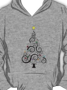 modern christmas tree T-Shirt