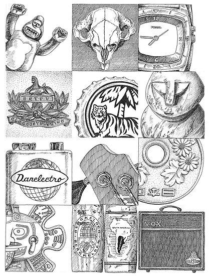 Obsessive Compulsive 1 by brettus