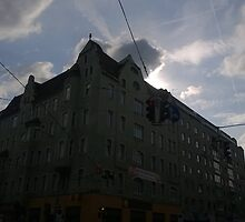 Vienna Sunset by Jord12