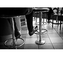 Coffee Bar Style Photographic Print
