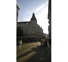 Vienna Sunset Photographic Print