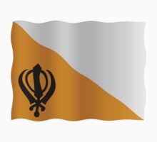 Flag Punjab Kids Tee