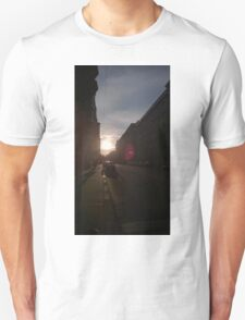 Vienna Sunset Unisex T-Shirt