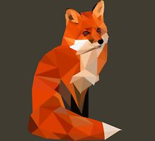 Low poly fox T-Shirt