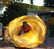 Swirling Dancer by Mark Batten-O'Donohoe