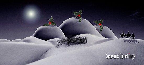 Seasons Greetings to all on RedBubble by Maxoperandi
