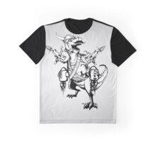 AWESOMEOSAURUS Graphic T-Shirt