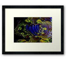 Courageous  Framed Print