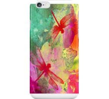 DRAGONFLIES. iPhone Case/Skin