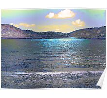 Surrealistic Seascape VII Poster