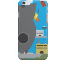 Space World II iPhone Case/Skin