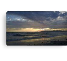 Adriatic Sea Canvas Print